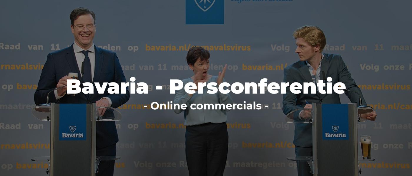 Bavaria - Persconferentie