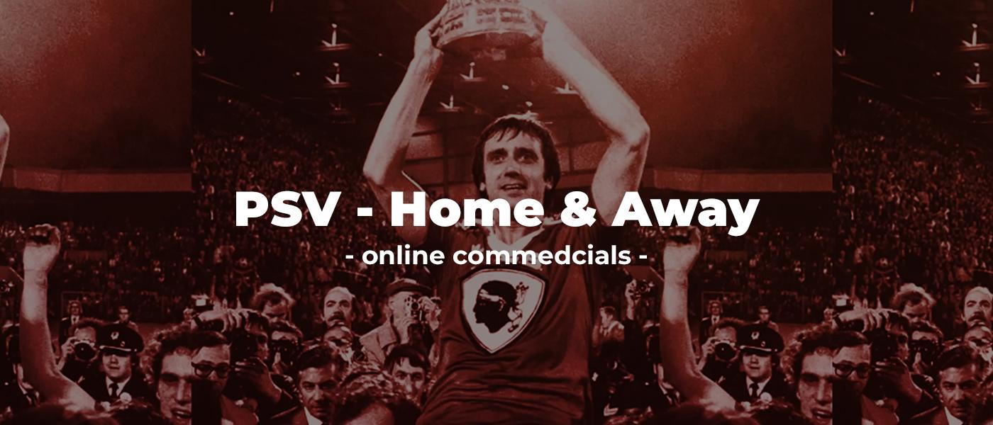 PSV x Puma - Home & Away Kit 21/22