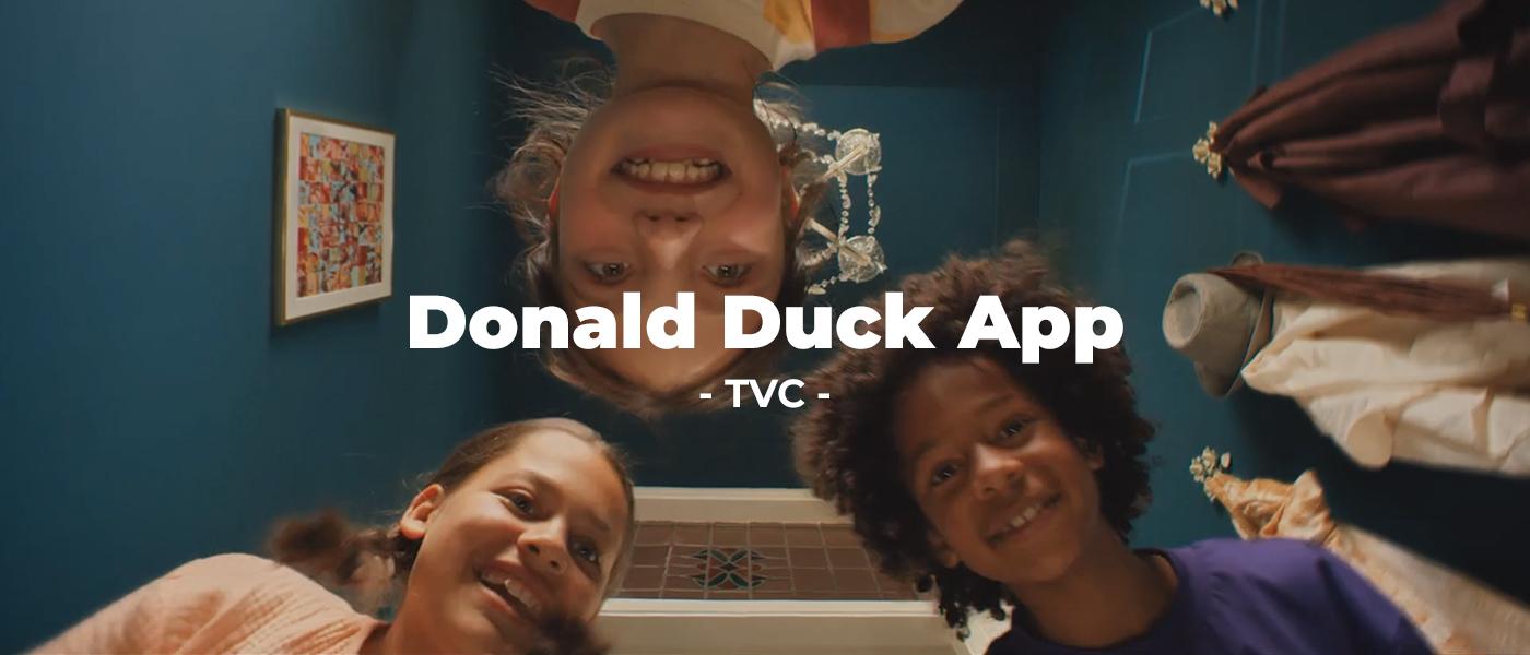Donald Duck App